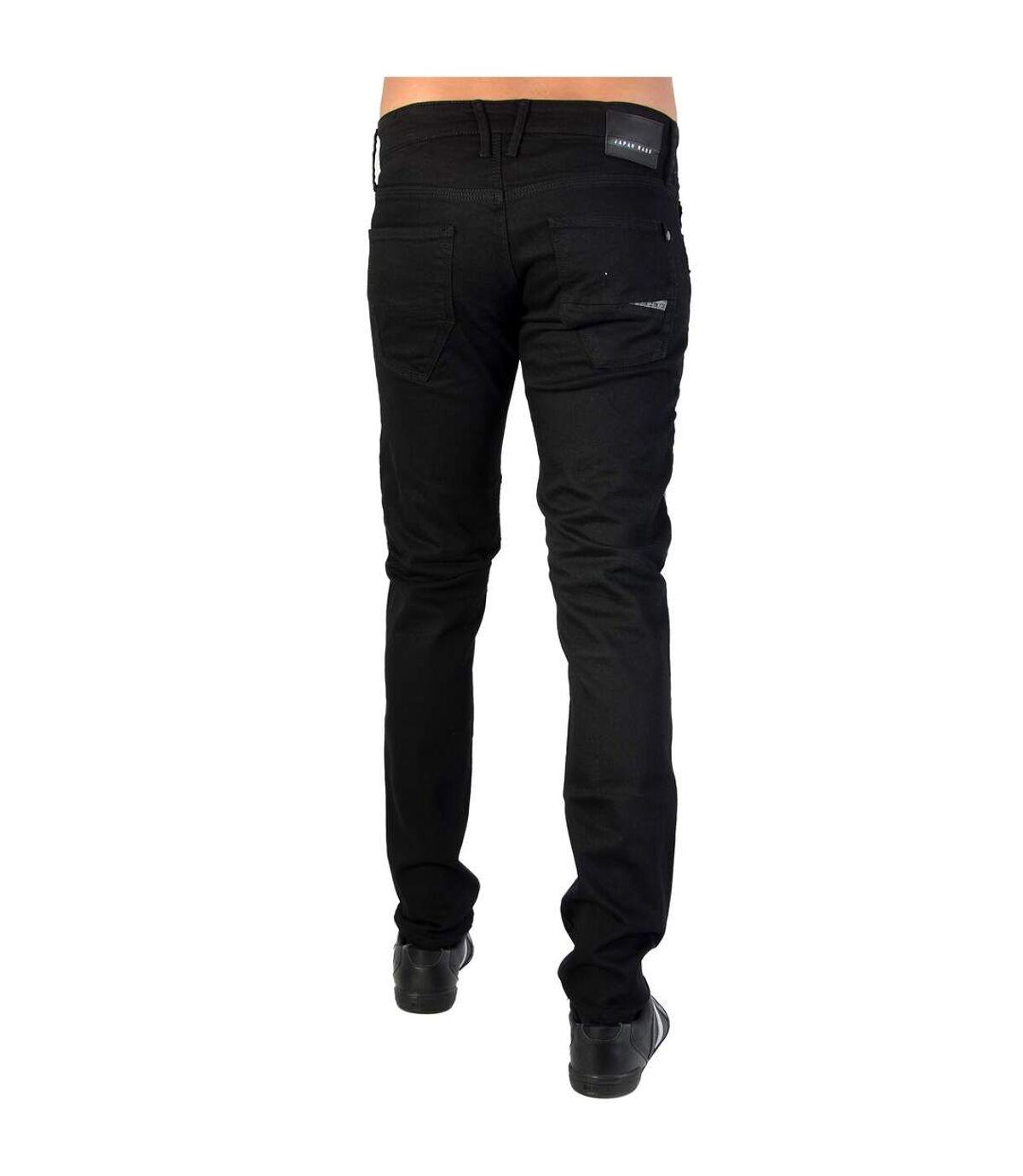 Jeans Japan Rags 711 WRES ND Moore Black