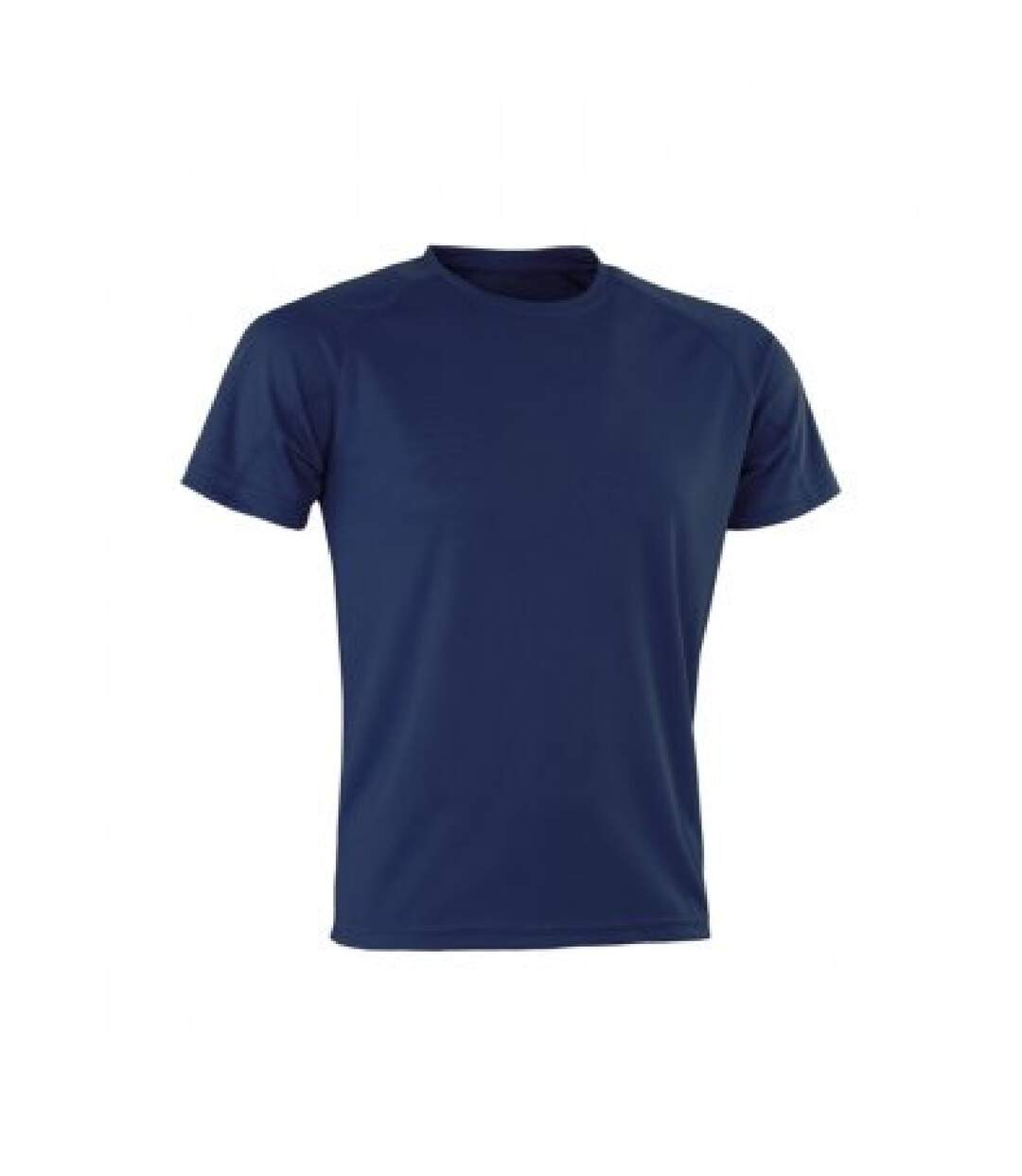 Spiro Mens Aircool T-Shirt (Navy) - UTPC3166
