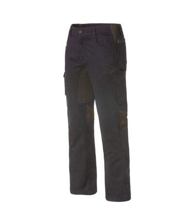Caterpillar Mens Operator Flex Work Trousers (Navy) - UTFS7476