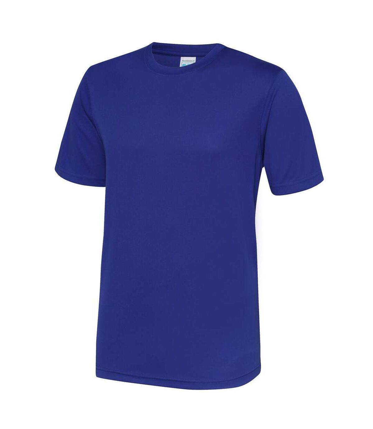 AWDis Just Cool Mens Performance Plain T-Shirt (Royal Blue) - UTRW683