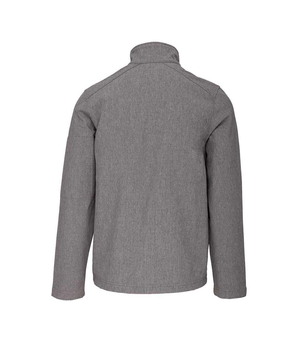 Kariban Mens Soft Shell Jacket (Aqua) - UTPC3824