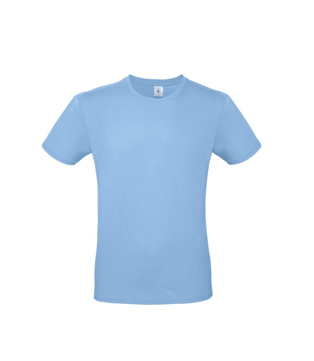 B&C Mens #E150 Tee (Sky Blue) - UTBC3910