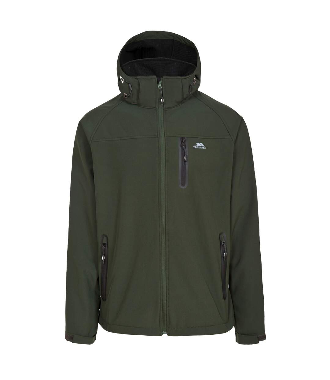 Trespass Mens Accelerator II Waterproof Softshell Jacket (Olive) - UTTP3263
