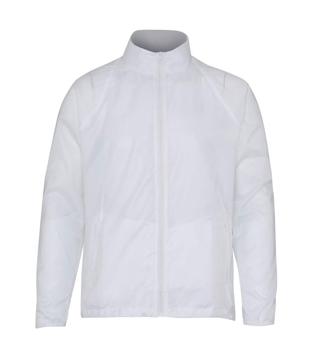 2786 Unisex Lightweight Plain Wind & Shower Resistant Jacket (Kelly) - UTRW2500