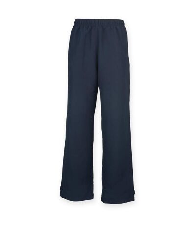 Finden & Hales Mens Sports Warm-up Drill Trousers (Navy) - UTRW4161