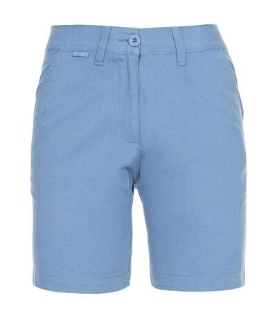 Trespass Womens/Ladies Sinitta Shorts (Denim Blue) - UTTP5115