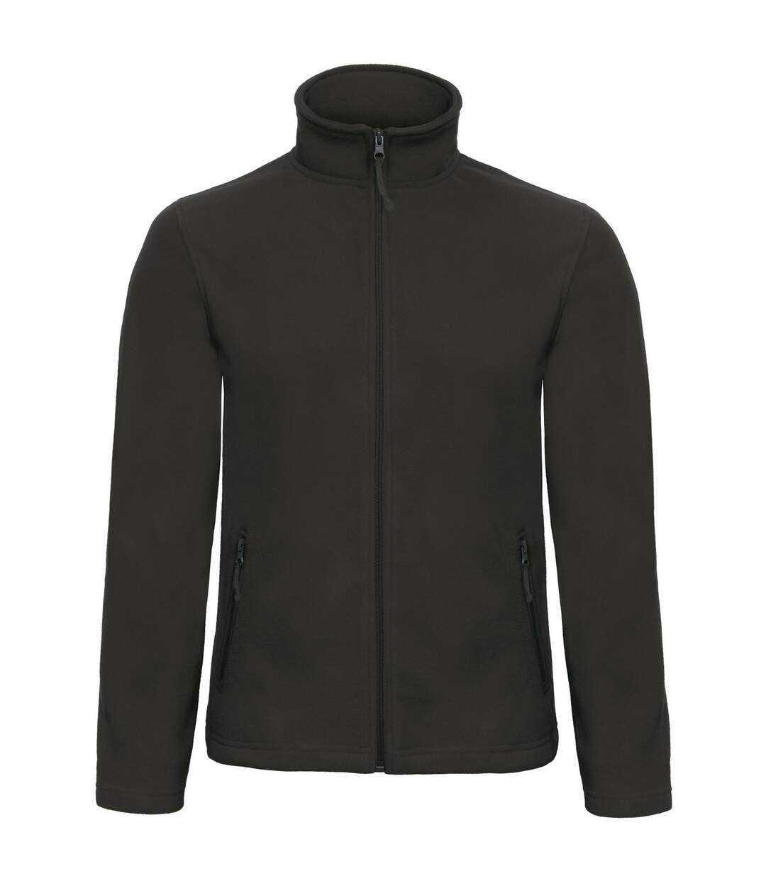 B&C Collection Mens ID 501 Microfleece Jacket (Red) - UTRW3527