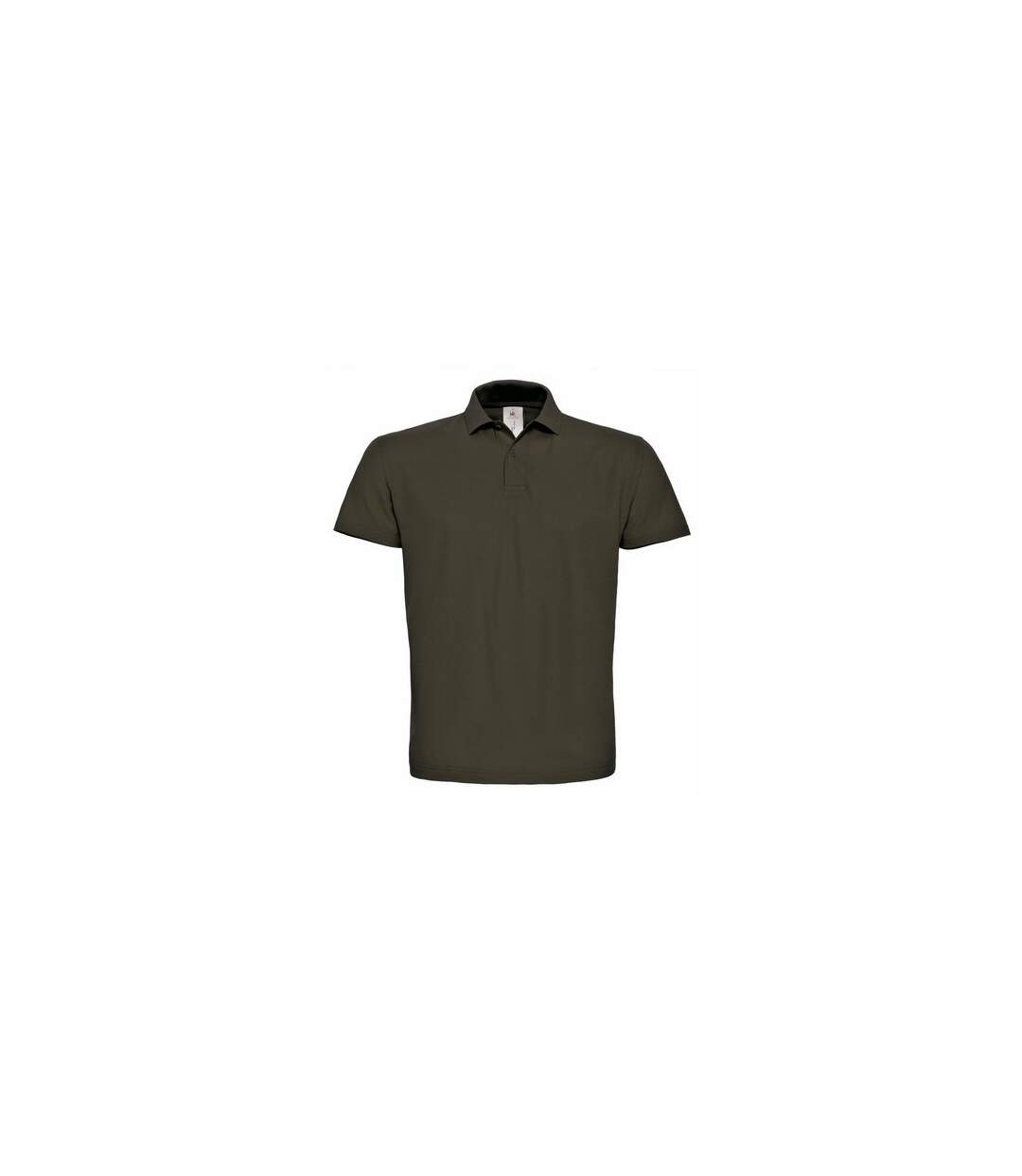 B&C ID.001 Unisex Adults Short Sleeve Polo Shirt (Brown) - UTBC1285