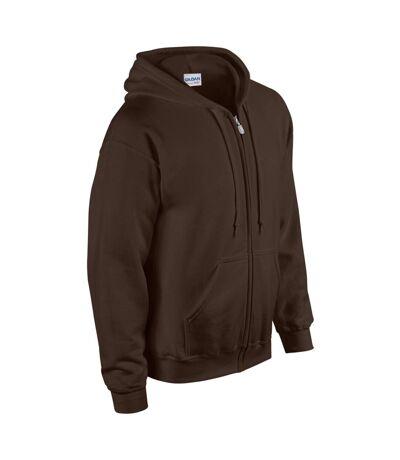 Gildan - Sweatshirt - Homme (Gris sombre) - UTBC471