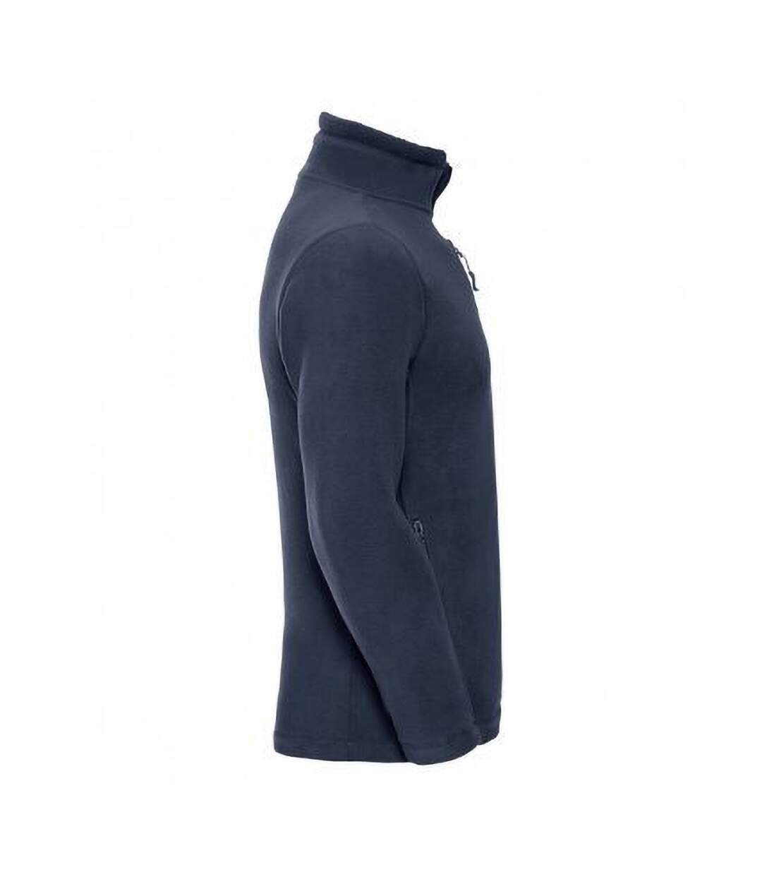 Russell Mens Full Zip Outdoor Fleece Jacket (French Navy) - UTBC575