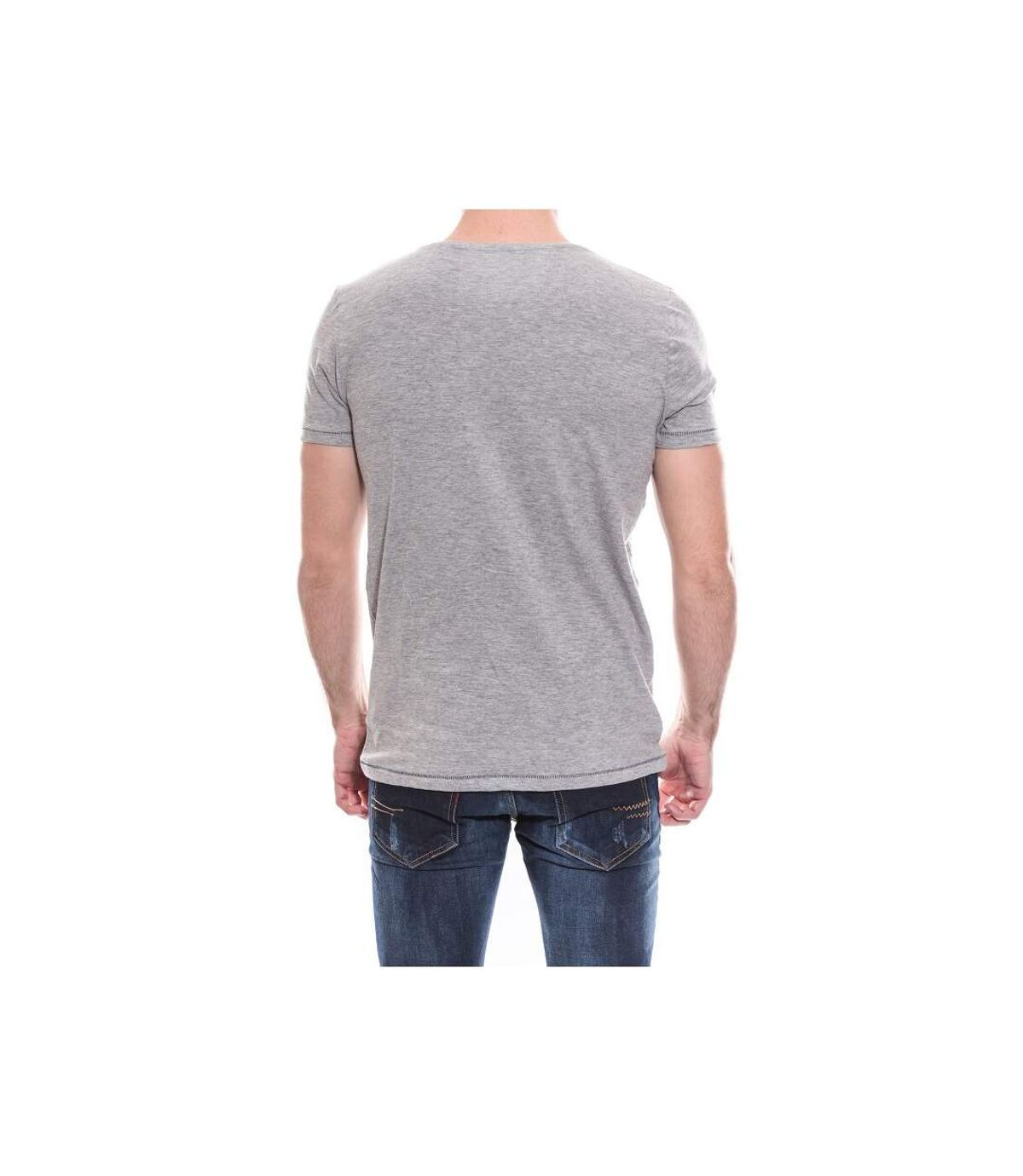 T-shirt col rond coton KJ NAJOU - KAPSULE
