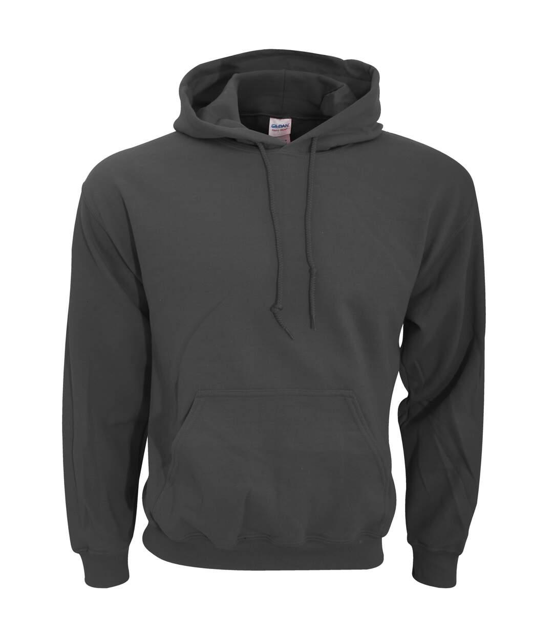 Gildan - Sweatshirt À Capuche - Unisexe (Rose foncé) - UTBC468