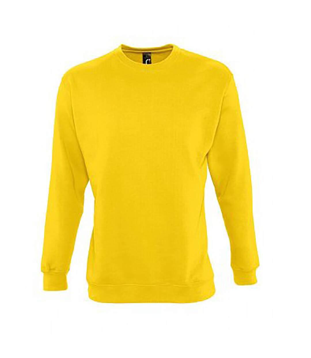 SOLS Unisex Supreme Sweatshirt (Gold) - UTPC2837