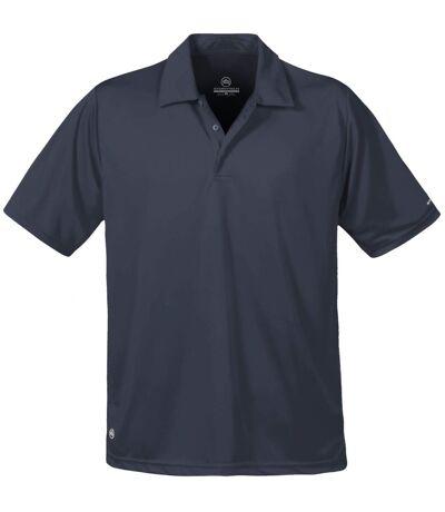 Stormtech Mens Short Sleeve Sports Performance Polo Shirt (Black) - UTRW3368