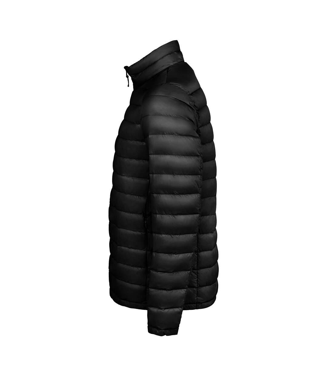 SOLS Mens Wilson Lightweight Padded Jacket (Black) - UTPC3316