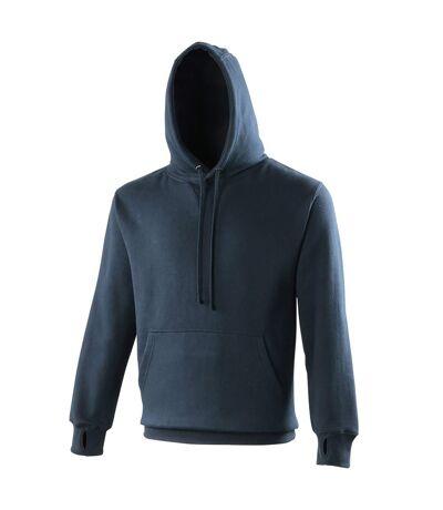 Awdis Mens Street Hooded Sweatshirt / Hoodie (French Navy) - UTRW170