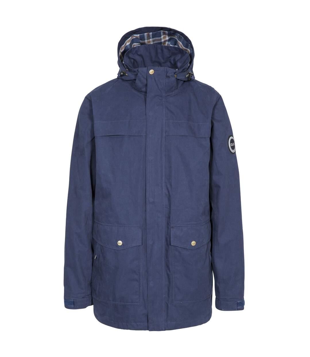Trespass Mens Rowland Waterproof Jacket (Navy) - UTTP4612