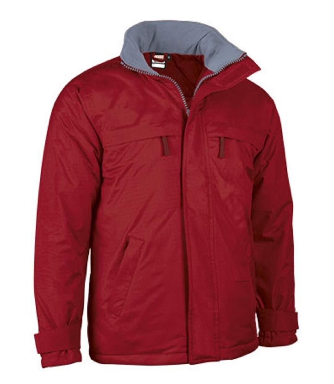 Parka - Homme - REF BOREAL - rouge