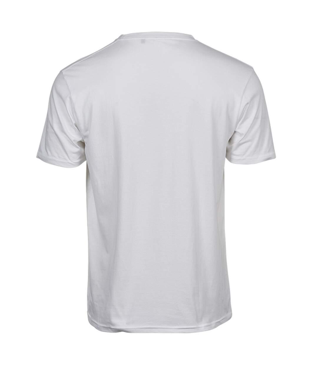 Tee Jays Mens Power T-Shirt (White) - UTPC4092