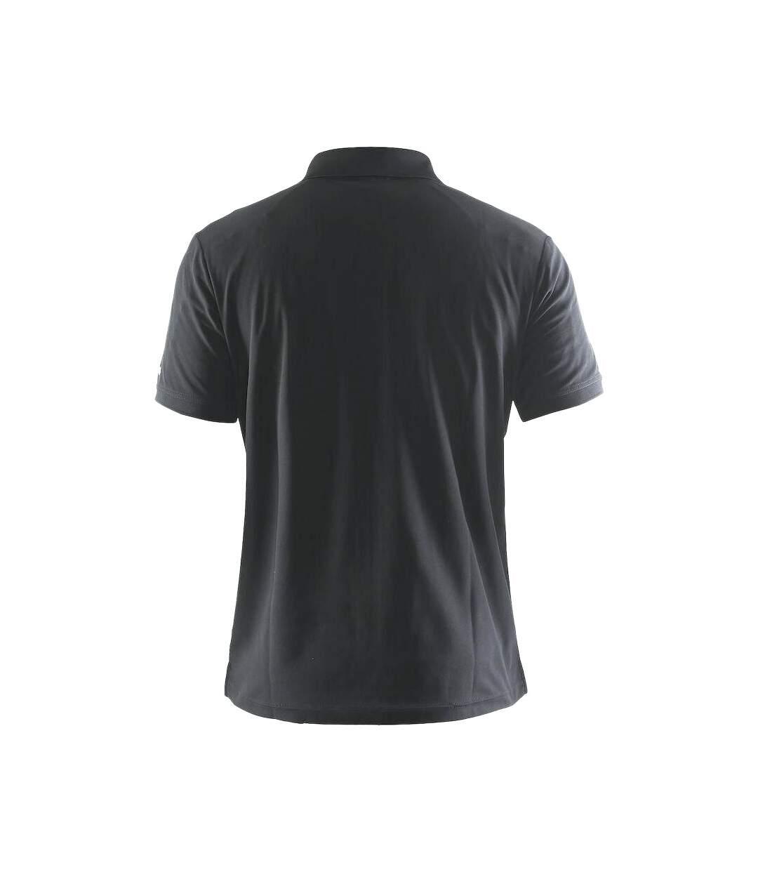 Craft Mens Classic Pique Short Sleeve Polo Shirt (Navy) - UTRW5551