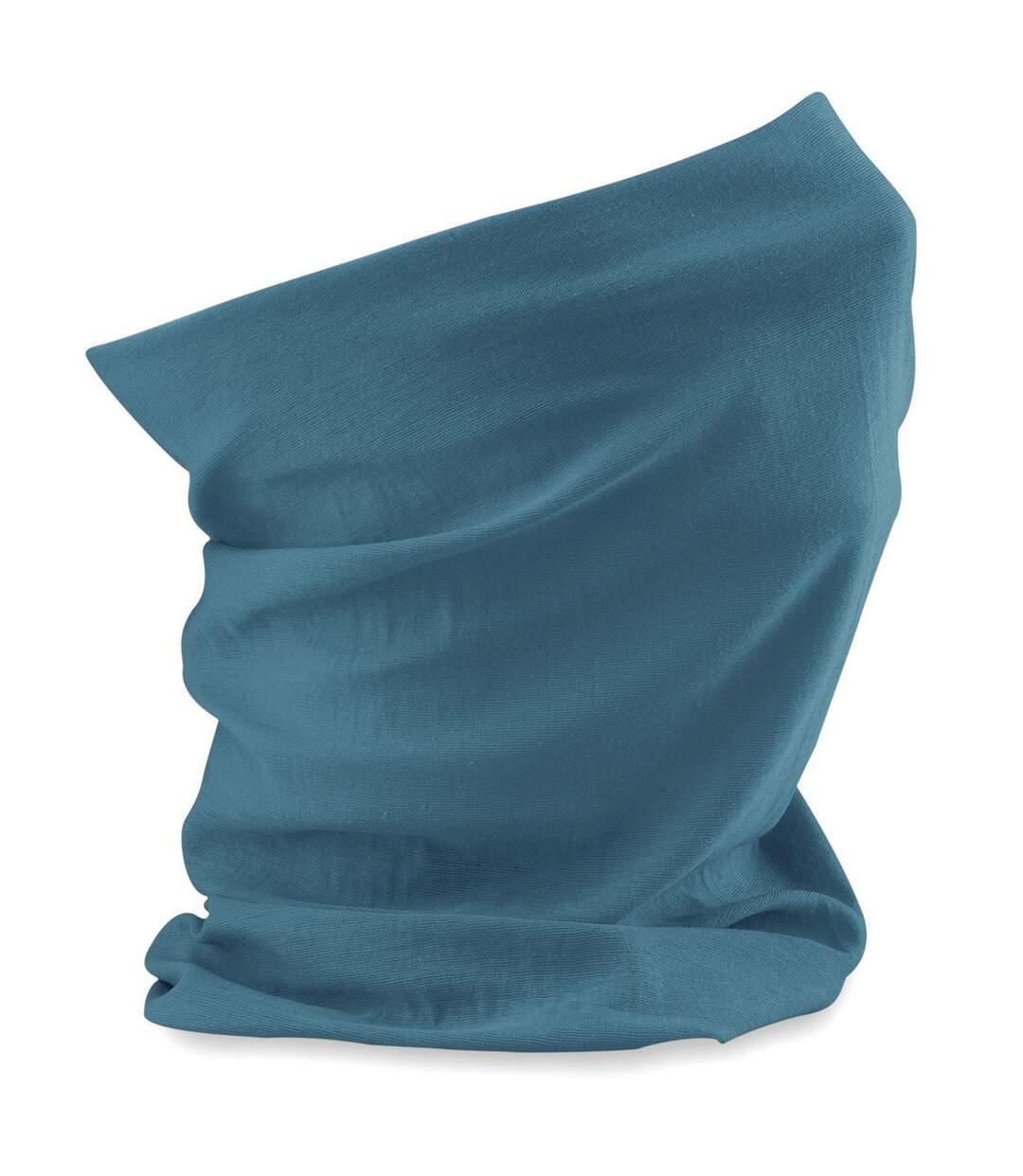 Echarpe tubulaire - tour de cou adulte - B900 - bleu airforce