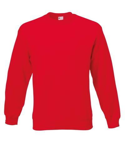 Mens Jersey Sweater (Classic Red) - UTBC3903