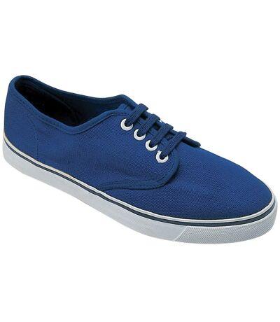 Mirak Yachtmaster Lace / Womens Shoes (Navy) - UTFS472