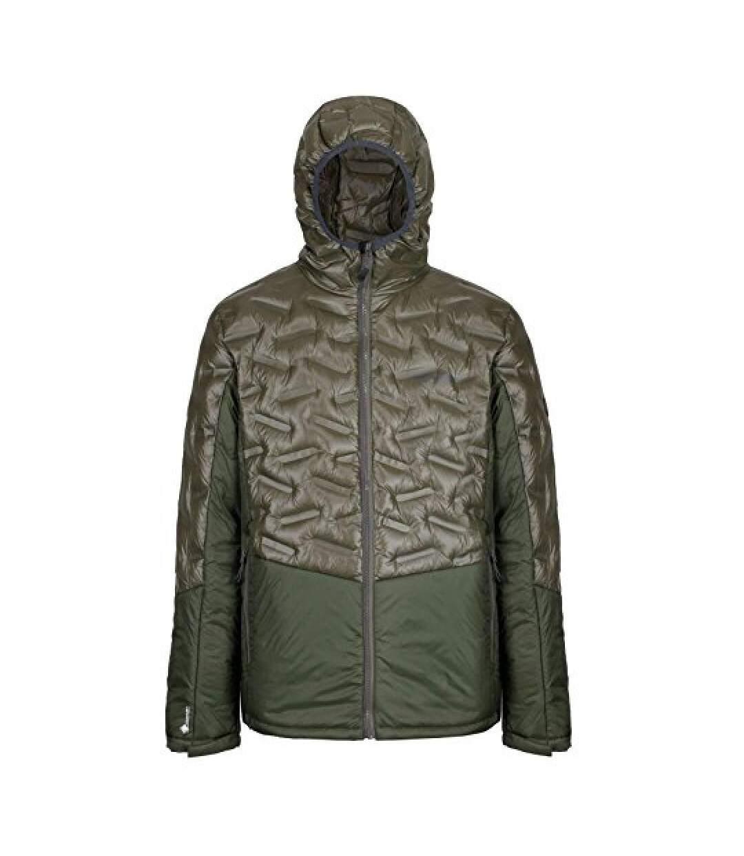 Regatta Kartona Mens Lightweight Jacket (Dark Khaki) - UTRG3765