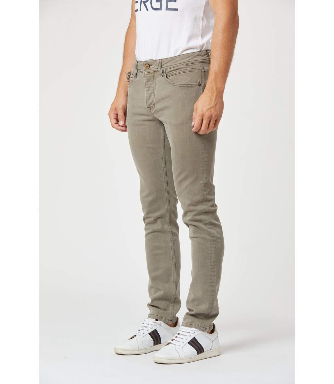 Jean coton regular JAKEZ