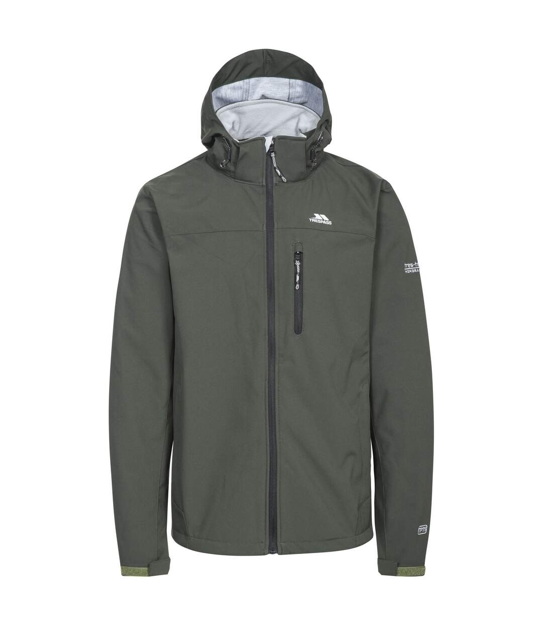 Trespass Mens Stanford Softshell Jacket (Olive) - UTTP2843