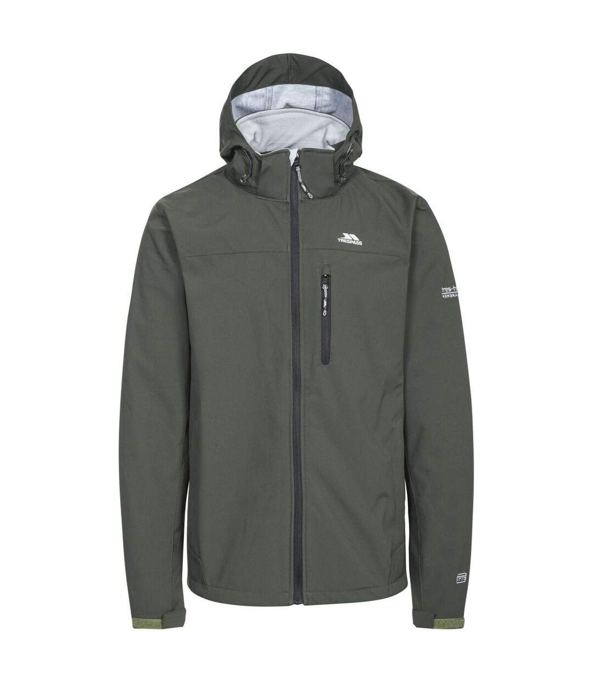 Trespass Mens Stanford Softshell Jacket (Olive) - UTTP2843