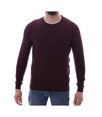Pull Pourpre Homme Teddy Smith P-Jack