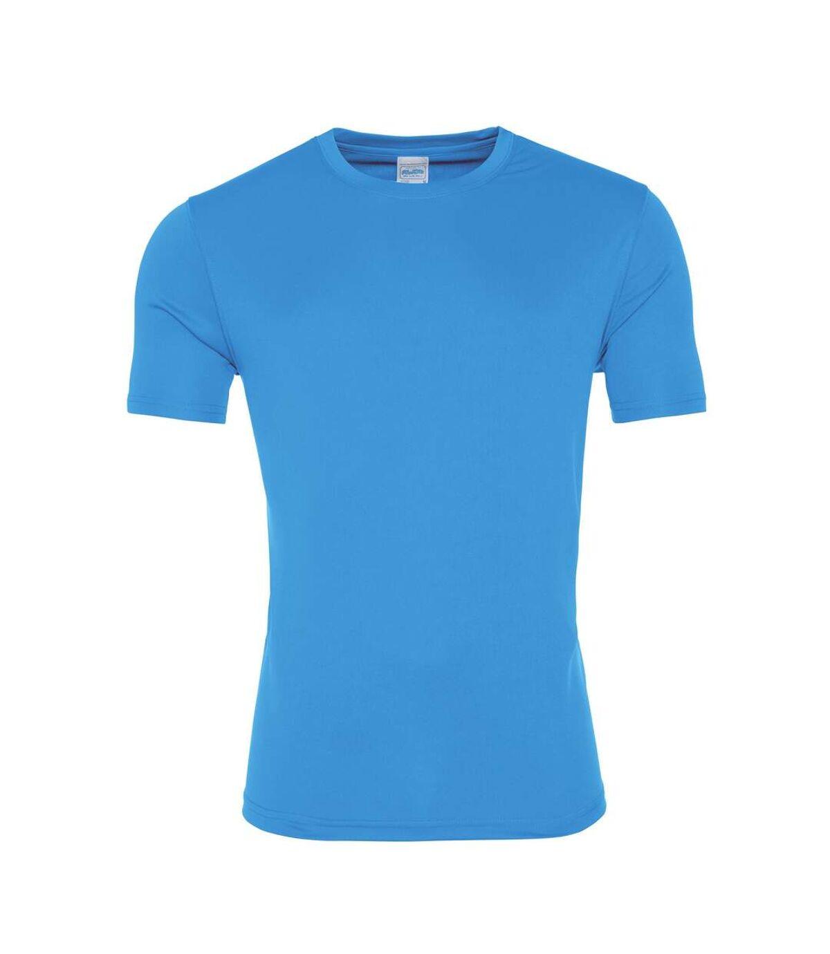 AWDis Just Cool - T-shirt sport - Homme (Bleu saphir) - UTRW5357