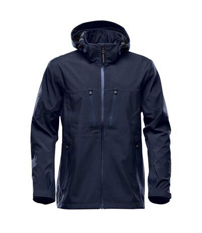 Stormtech - Coupe-vent softshell PATROL - Homme (Bleu marine) - UTBC4120