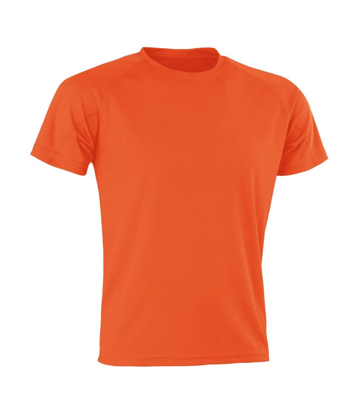 Spiro Mens Aircool T-Shirt (Orange) - UTPC3166
