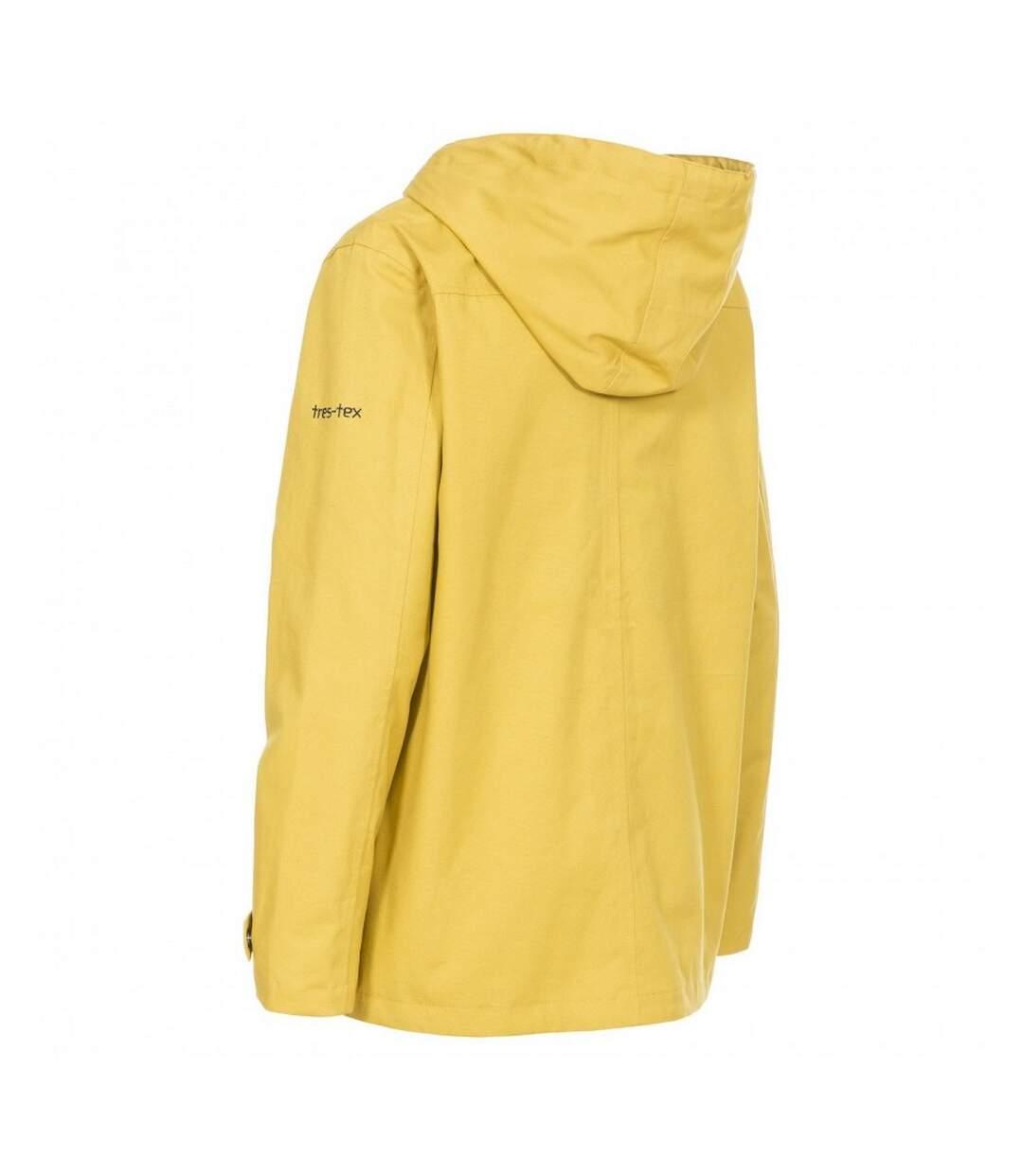 Trespass Womens/Ladies Seawater Waterproof Jacket (Red) - UTTP3314