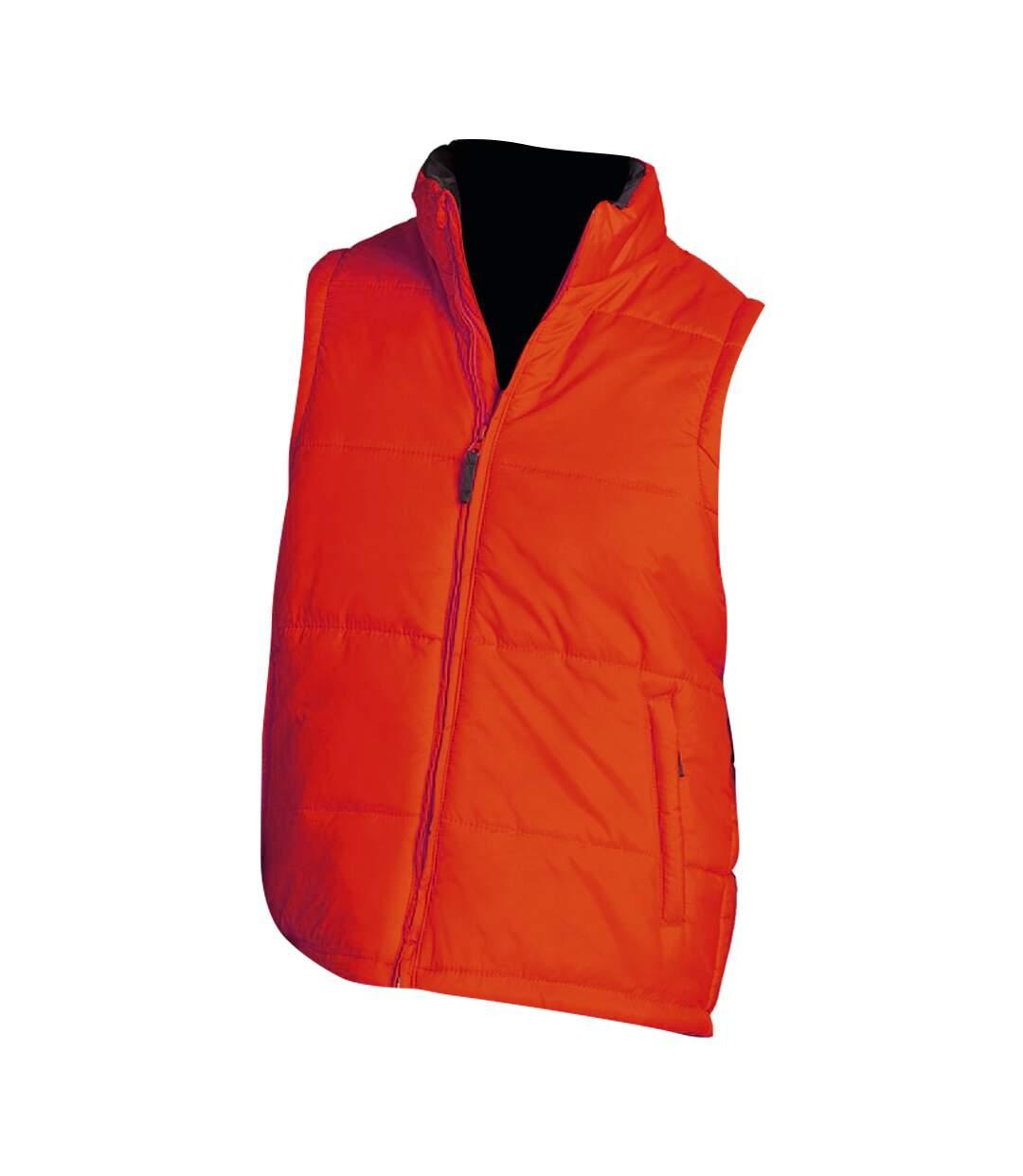 SOLS Warm Unisex Padded Bodywarmer Jacket (Navy) - UTPC355