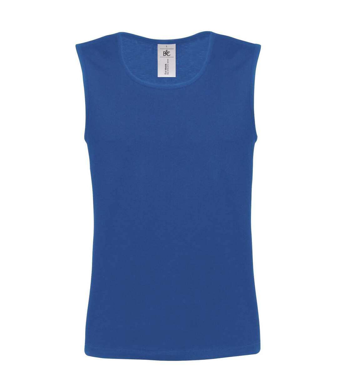 B&C Mens Move Sleeveless Athletic Sports Vest Top (Royal Blue) - UTRW3499