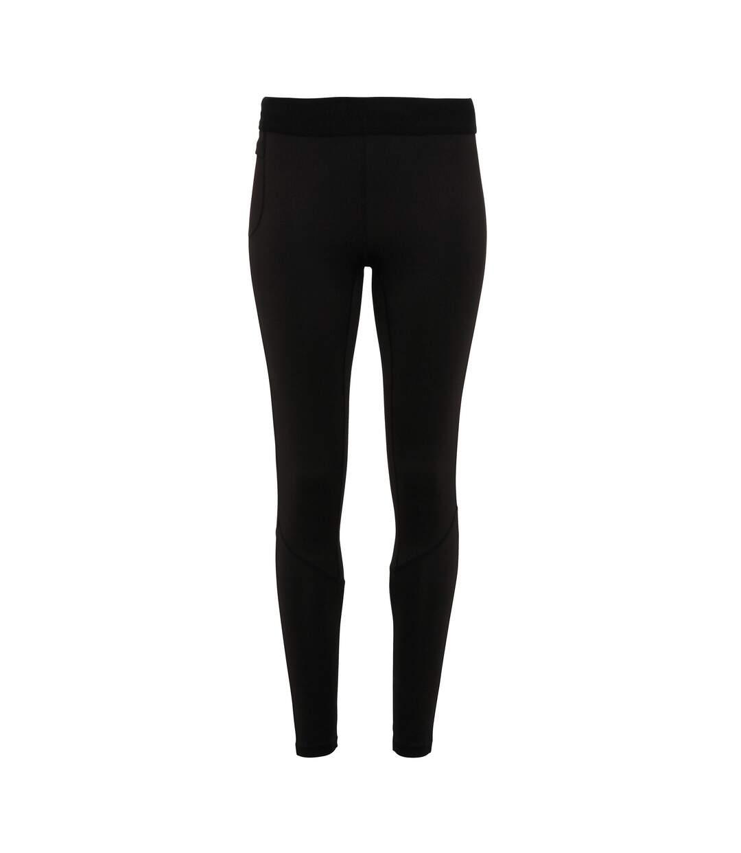 TriDri Mens Training Leggings (Black) - UTRW6121