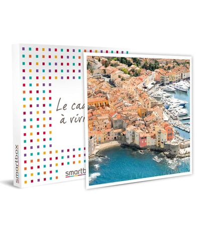 SMARTBOX - Balade en yacht de luxe dans le Golfe de Saint-Tropez - Coffret Cadeau Sport & Aventure