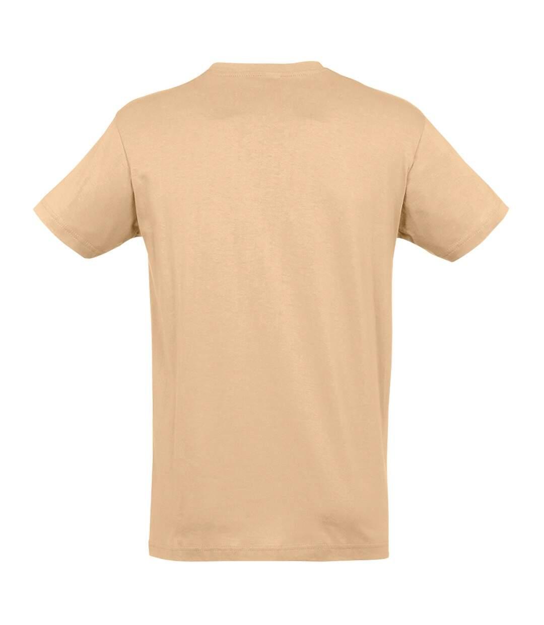 SOLS - T-shirt REGENT - Homme (Beige) - UTPC288
