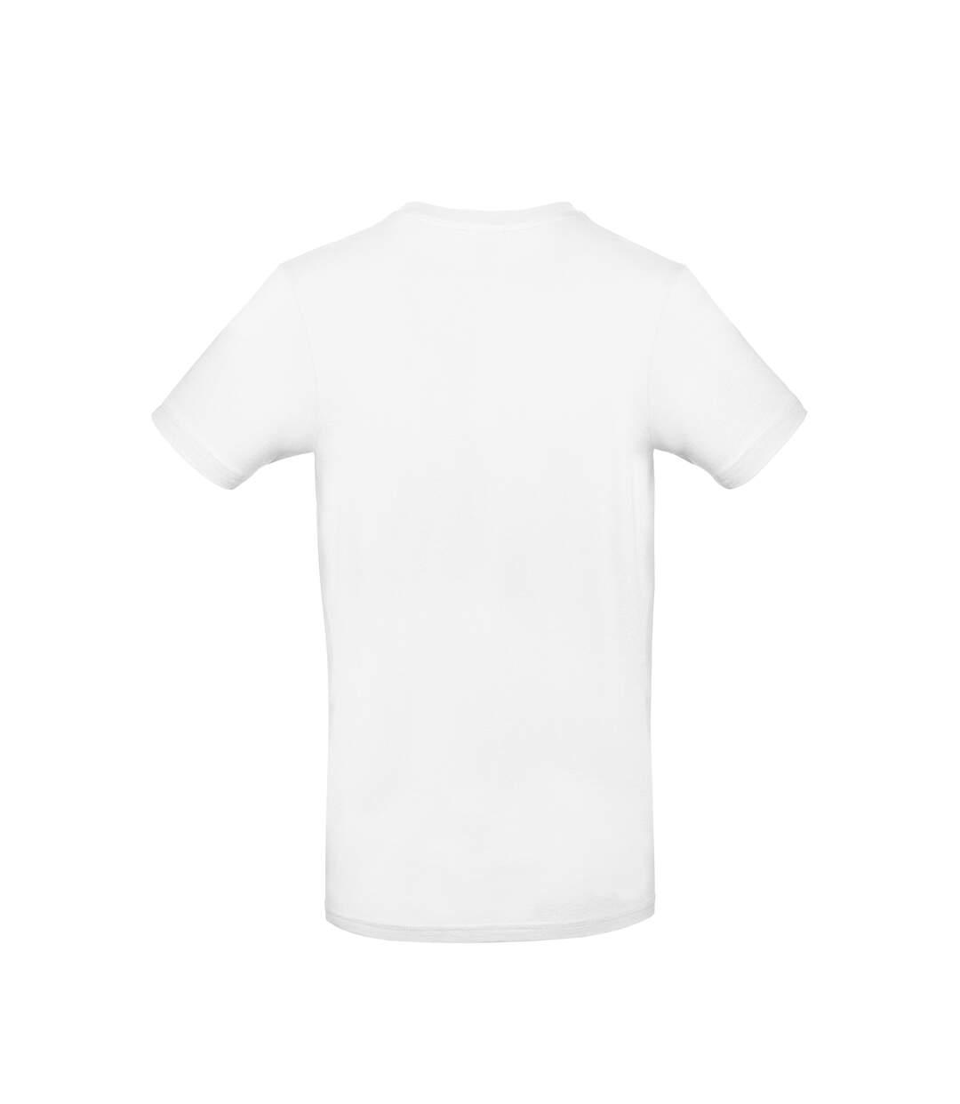 B&C Mens #E190 Tee (Ash Grey) - UTBC3911
