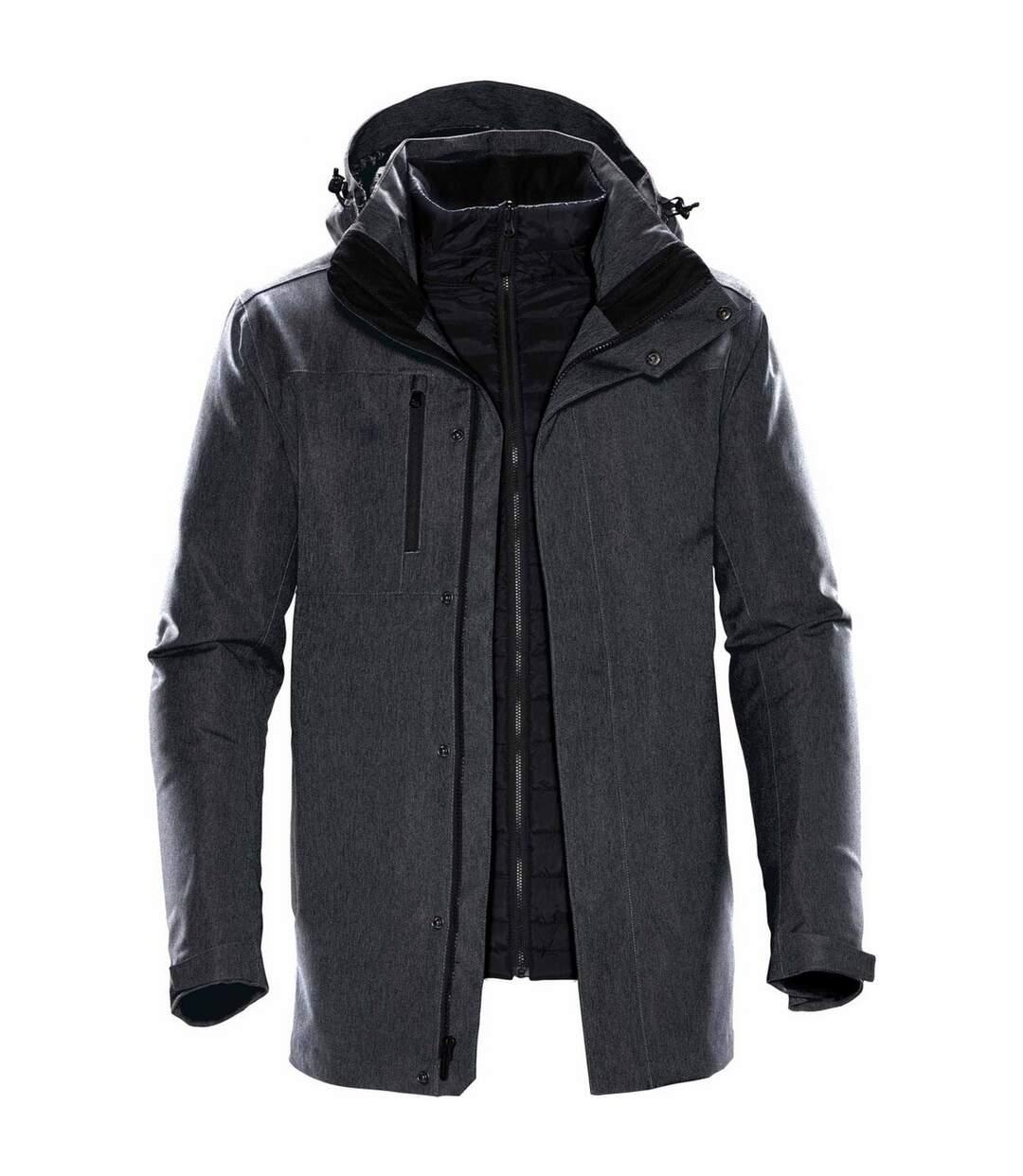 Stormtech Mens Avalanche System Jacket (Black) - UTBC4117