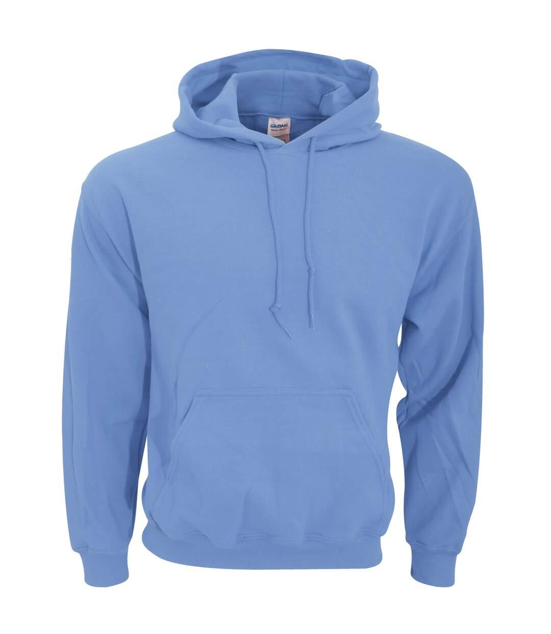 Gildan Heavy Blend Adult Unisex Hooded Sweatshirt / Hoodie (Azalea) - UTBC468