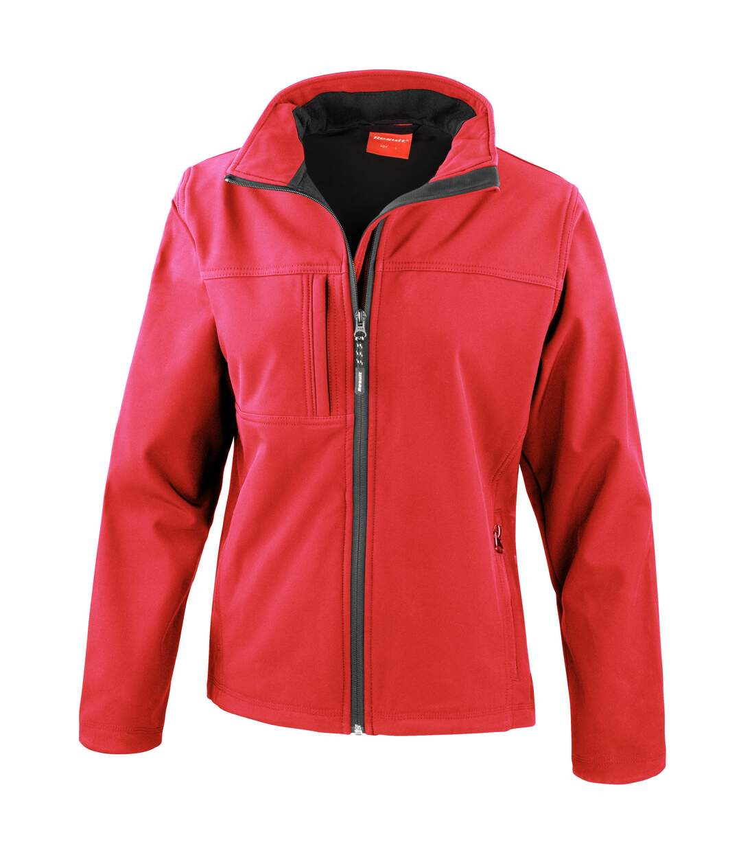 Result Womens Softshell Premium 3 Layer Performance Jacket (Waterproof, Windproof & Breathable) (Grey) - UTBC2045