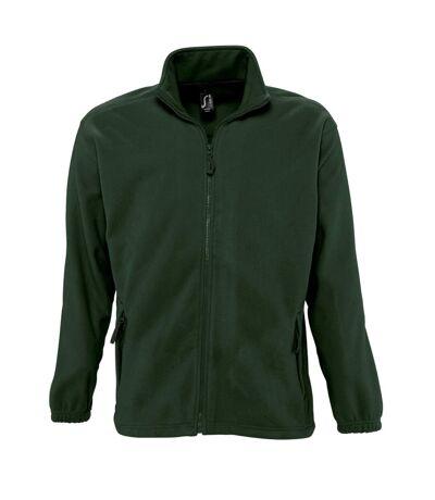 SOLS Mens North Full Zip Outdoor Fleece Jacket (Navy) - UTPC343