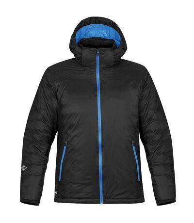 Stormtech - Manteau thermique BLACK ICE - Homme (Noir / bleu) - UTRW5980
