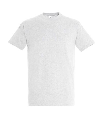 SOLS Mens Imperial Heavyweight Short Sleeve T-Shirt (White) - UTPC290