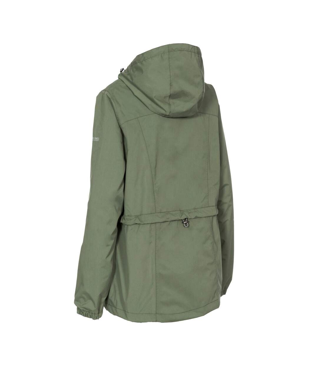 Trespass Womens/Ladies Cruella Waterproof Jacket (Basil) - UTTP4017