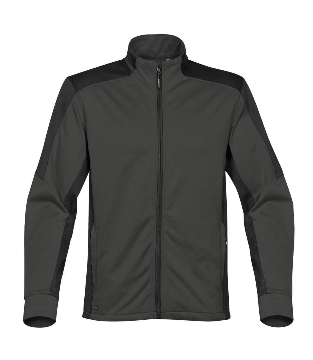 Stormtech Mens Chakra Fleece Jacket (Carbon/Black) - UTBC3880